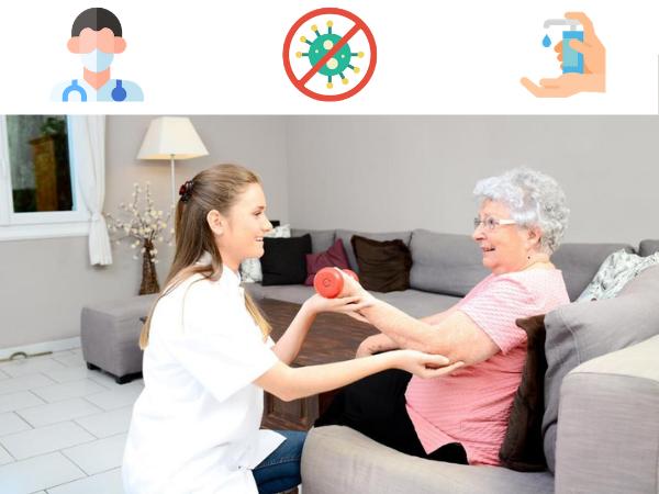 Il nuovo servizio di Fisiolike: fisioterapia a domicilio