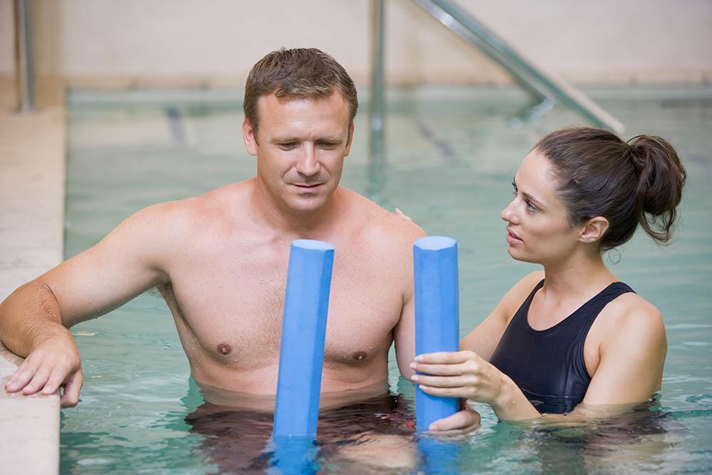idorchinesiterapia piscina riabilitativa